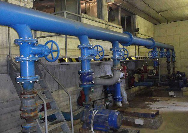 Manutenzione reti di acquedotto per UniAcque S.p.A.