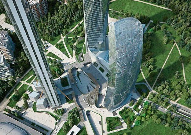 Movimento terra CMB Soc. Coop - Torre Hadid - CityLife Milano