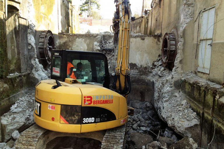 Demolizioni, urbanizzazione e nuovi capannoni industriali per Persico S.p.A.