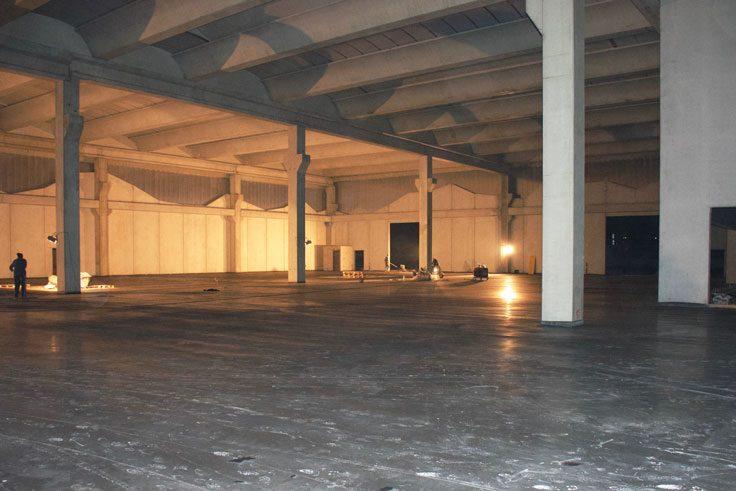Pavimentazione area industriale ex Area Crespi (BG)